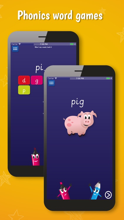 PocketPhonics (stories as IAP)