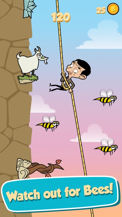 Mr Bean - Risky Ropes Screenshot 5