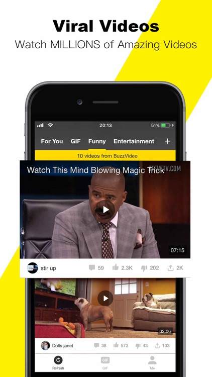 BuzzVideo - Videos, TV shows