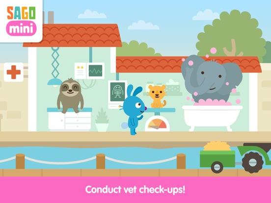 Sago Mini Zoo screenshot 12