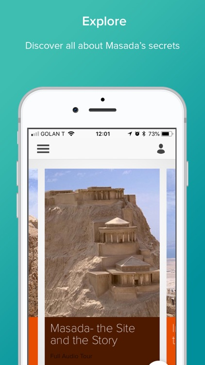 Culture City Masada screenshot-0