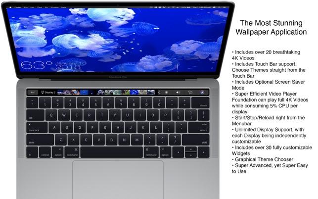 Aquarium 4k Live Wallpaper On The Mac App Store