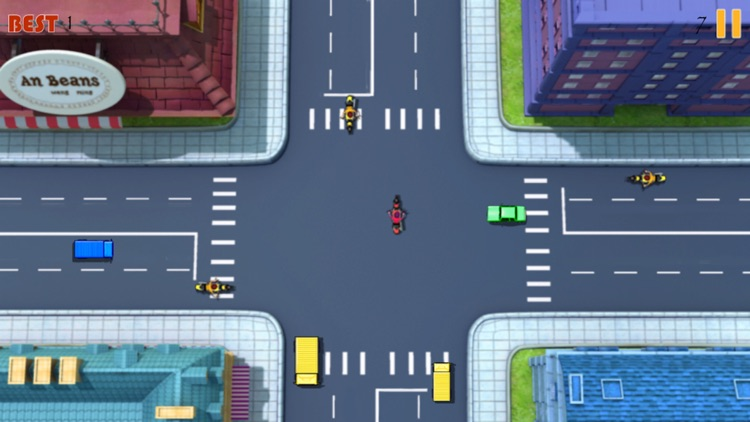 Traffic Control Panic
