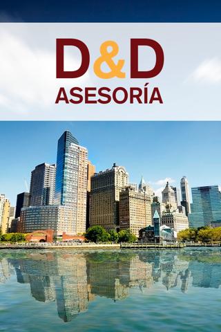 Asesoría D&D - náhled