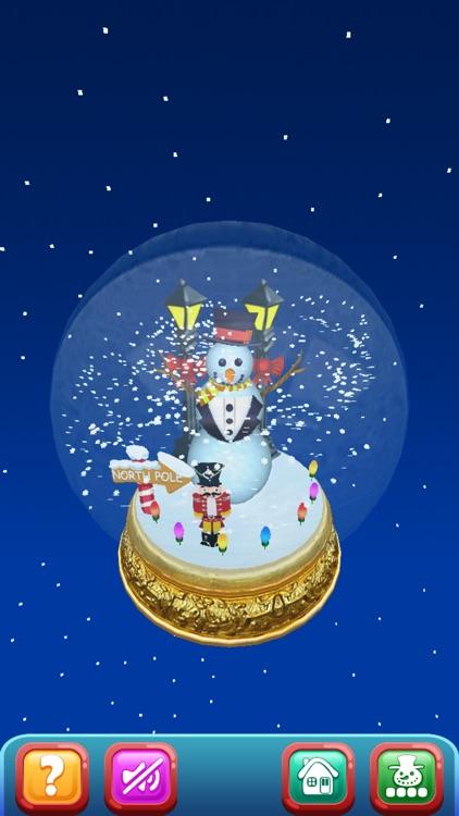 Snowman 3D screenshot-4