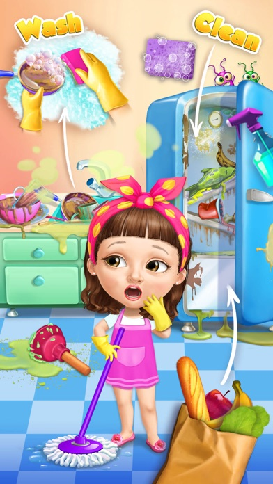 Sweet Baby Girl Cleanup 5 screenshot 1