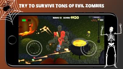 Halloween Zombie Shooter screenshot 2