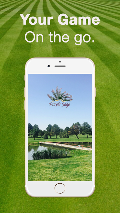 Purple Sage Golf Course screenshot 1