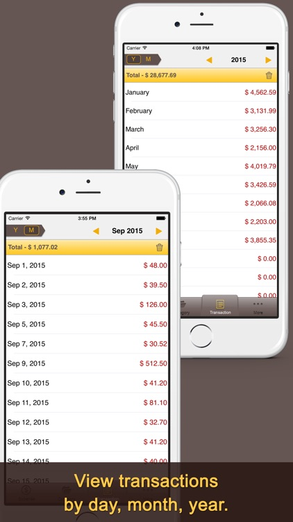 Expense Account screenshot-4