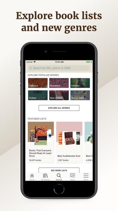 Goodreads review screenshots