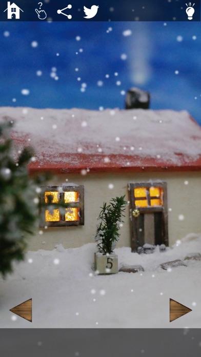 Miniature LAND 2 -雪国からの脱出-のスクリーンショット1