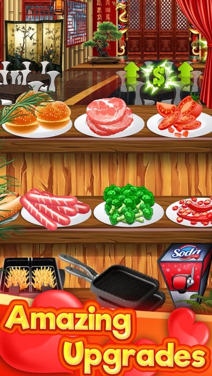 The Cooking Game- Mama Kitchen screenshot-3