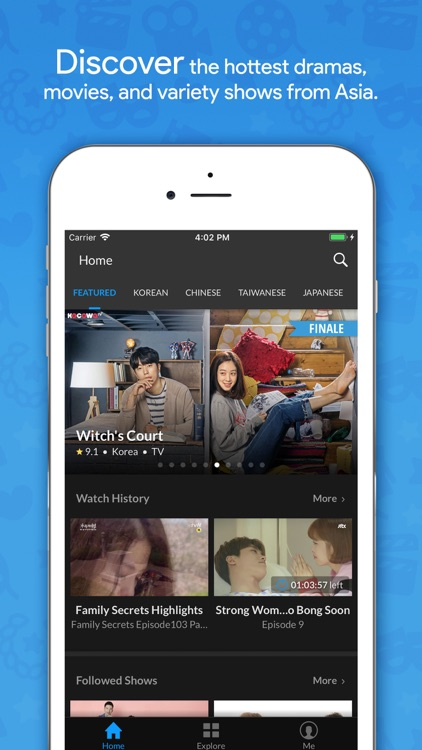 Viki: TV Dramas & Movies