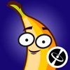Banana Animated -Cute stickers