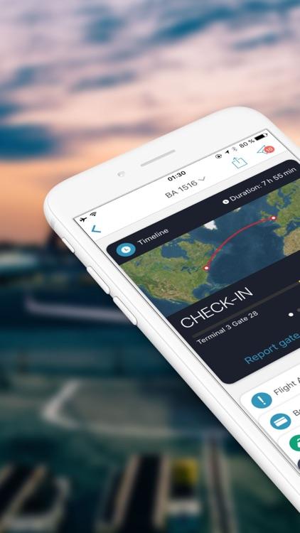 App in the Air screenshot-0