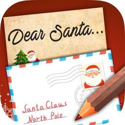 Write a letter Santa Claus