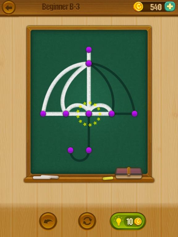 One Line - Curve Drawing screenshot 7