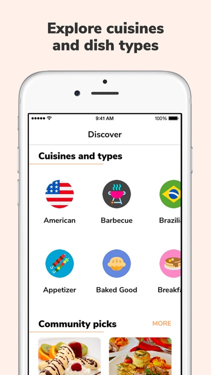 Diced: tasty recipe sharing screenshot-4