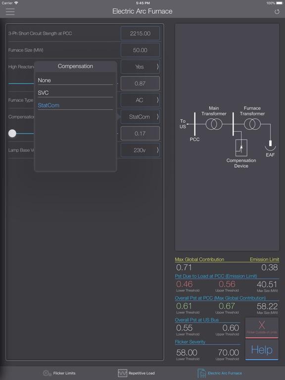 Image of EPRI FEM for iPad