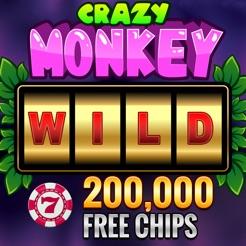 Crazy Monkey Wild Slot Machine