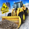Construction Site Truck Driver