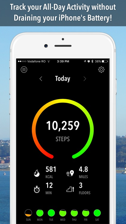 Activity Tracker Pedometer