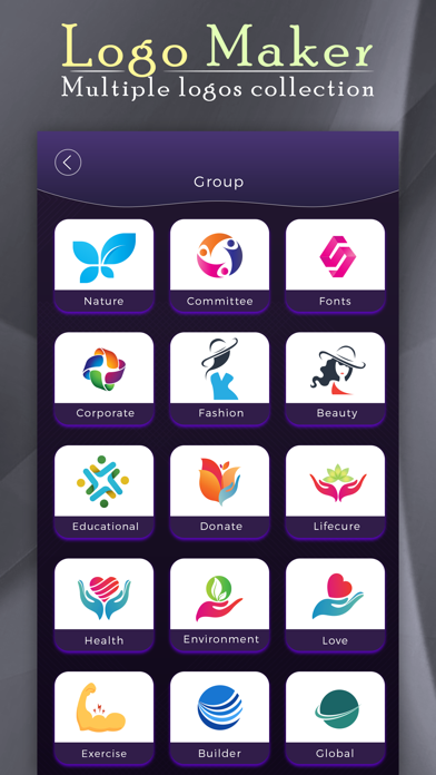 Logo Creator : Best Logo Maker screenshot one