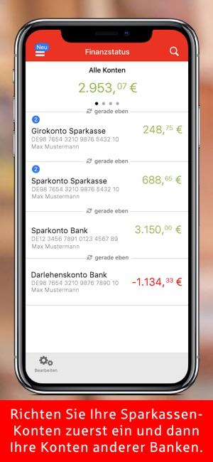 Sparkasse+   Finanzen im Griff Screenshot
