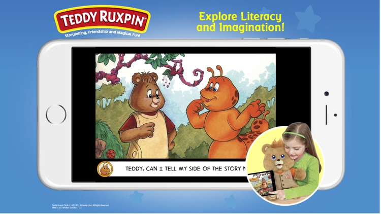 Teddy Ruxpin screenshot-2