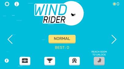 Wind Rider - Rush screenshot 1