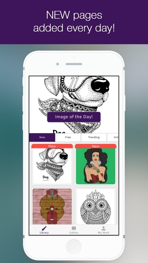 Coloring Book For Adults Art On The App Store