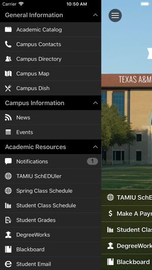 TAMIU Mobile on the App Store