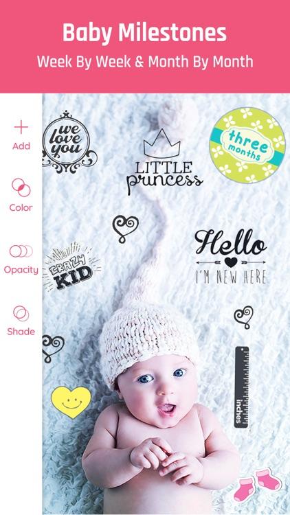 Baby Photo- Pregnancy Pics App