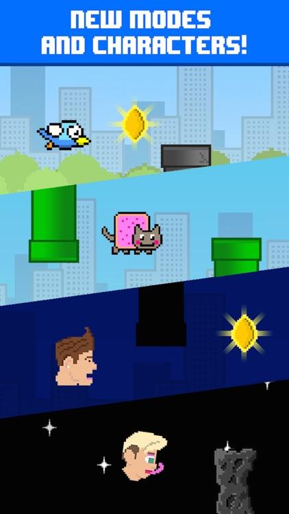 Blue Bird 2 Flappy Resurrect