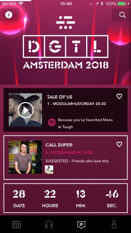 DGTL Amsterdam by BeatSwitch