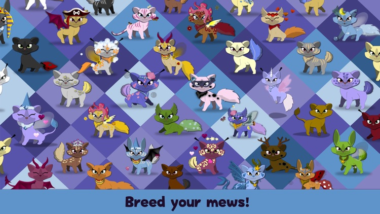Mew: The Celestial Kittens screenshot-0