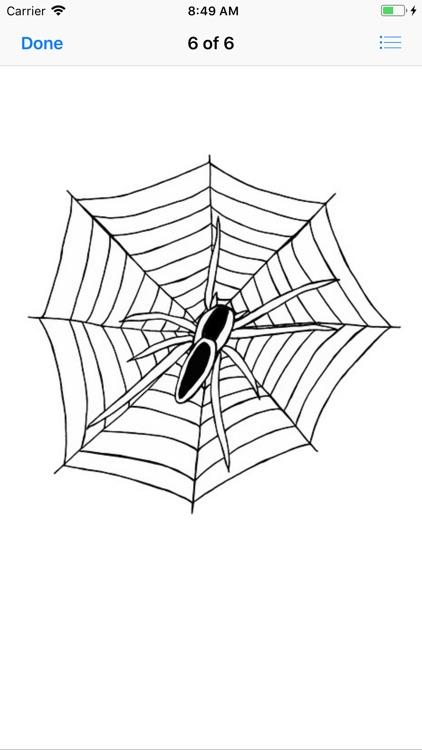 My Spiderweb Sticker Pack screenshot-6