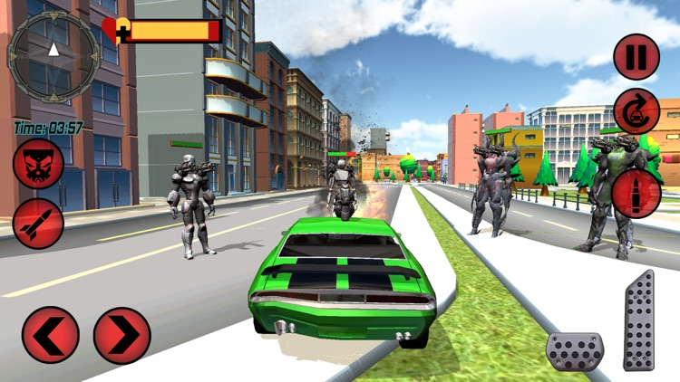 Multi Transformable Robot Hero screenshot-5