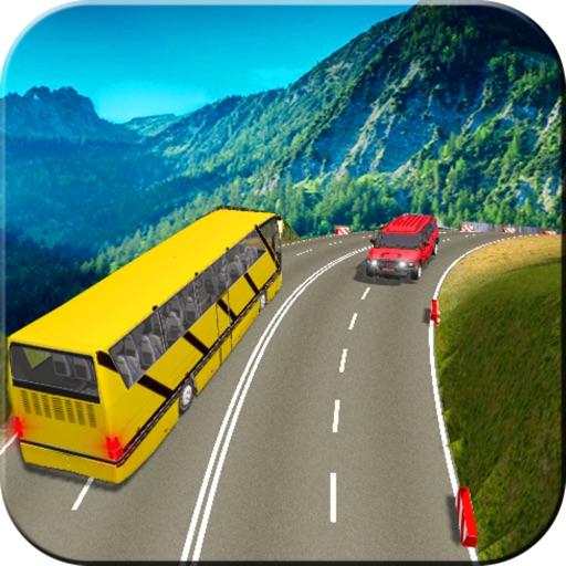 Tourist Bus Driving