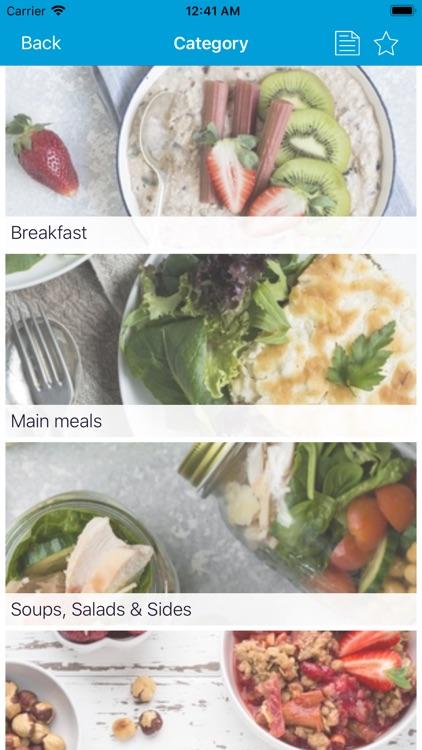 Monash University FODMAP diet screenshot-4