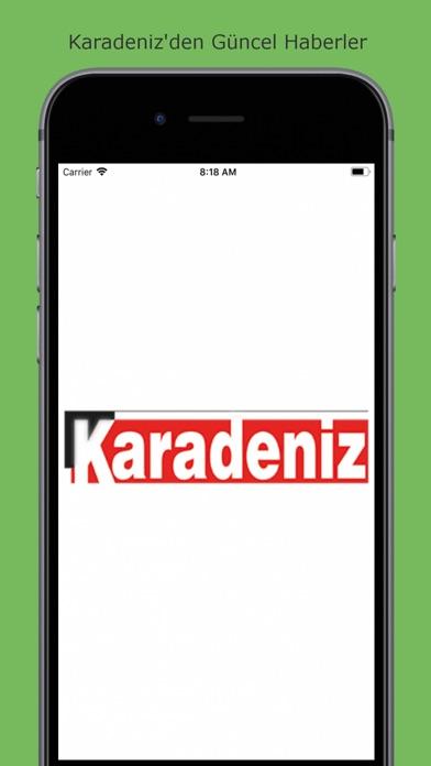 Karadeniz Gazete screenshot one