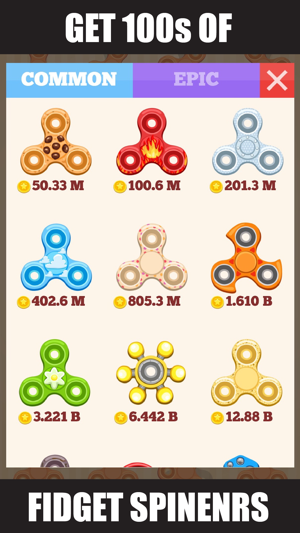 Spinner Evolution Merge It on the App Store