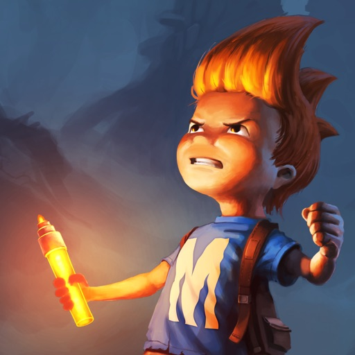 Max - The Curse of Brotherhood app for ipad