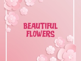 Beautiful Flower Pack Stickers