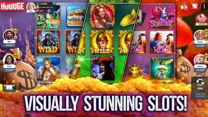 Slot Machines - Huuuge Casino iPhone