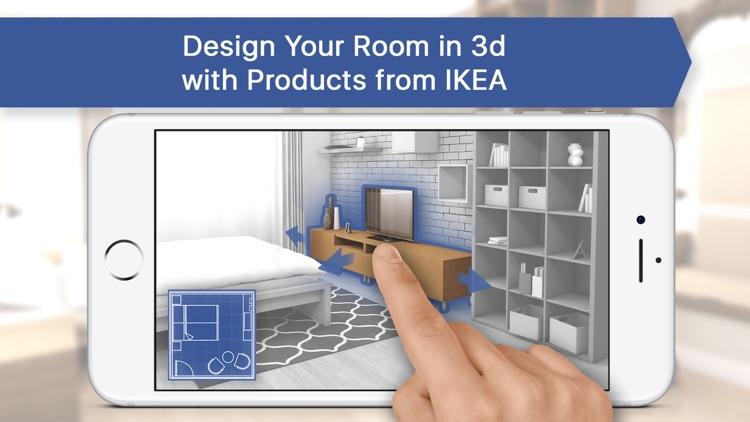Room Planner 3D for IKEA