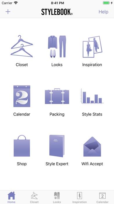 Stylebook Screenshot 1