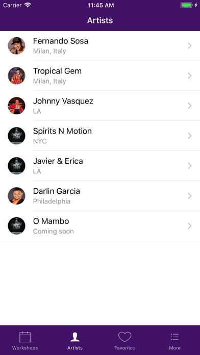 Atlanta Salsa Bachata Festival screenshot three