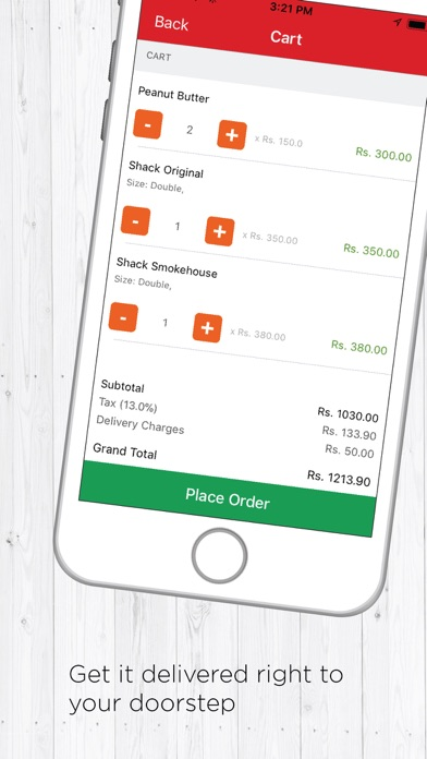 Eat Mubarak - Food Delivery Screenshot