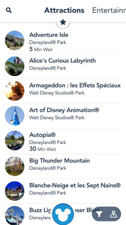 Disneyland® Paris screenshot-3